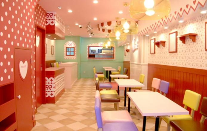めいどりーみんのそれぞれの店舗の内装についてご紹介♪~大阪エリア~